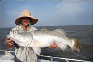 Barra Fishing Locations