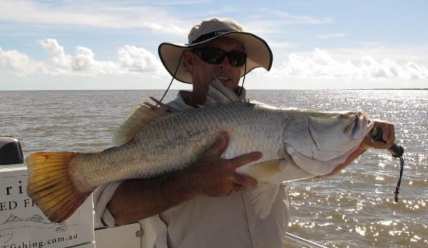 darwin fishing charter