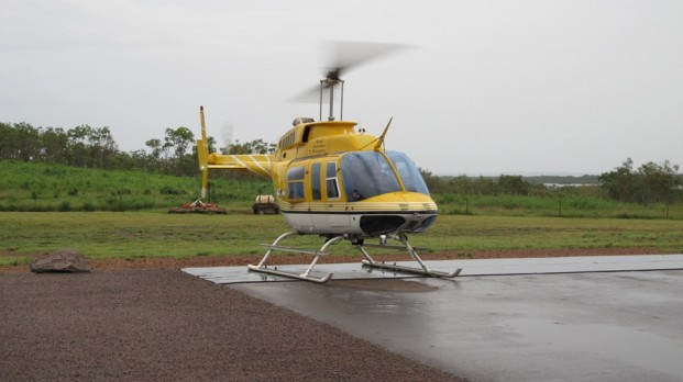 albatross helicopters darwin