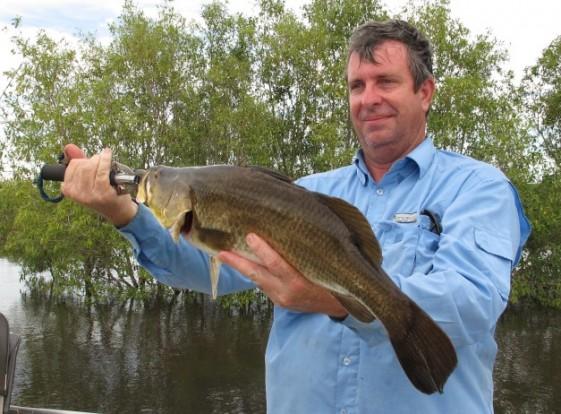 territory guided fishing run off charter 2012