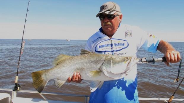 Darwin fishing charter, territory guided fishing top end style