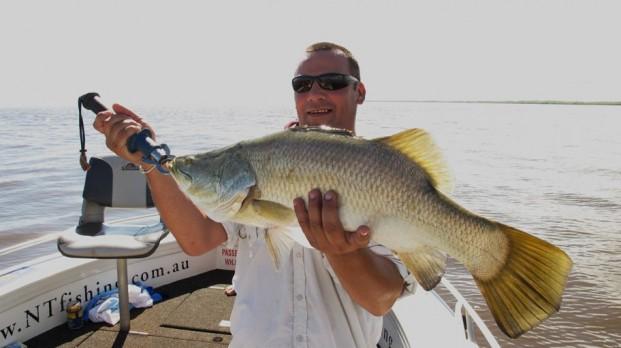 Darwin Fishing Charter top end style