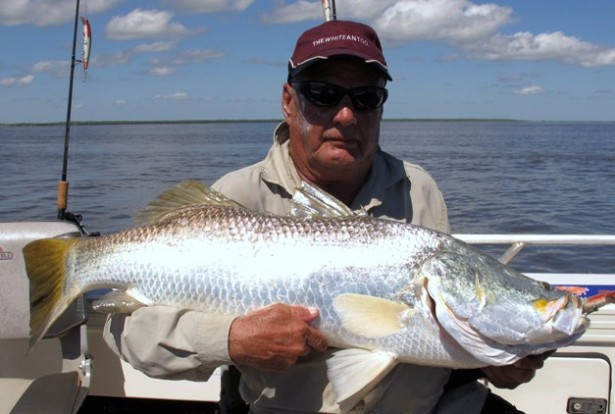 darwin fishing charter does it again