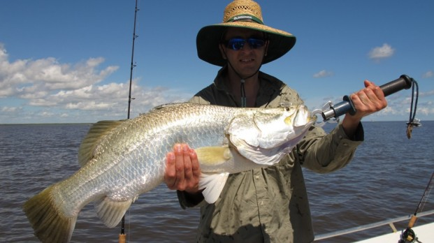 shady camp fishing charter