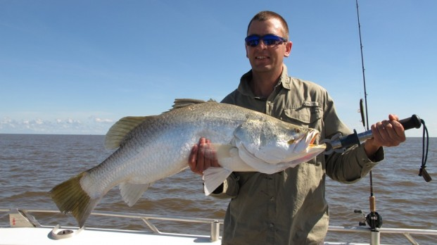 fishing the top end territory guided fishing style