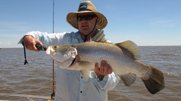 nt fishing, top end run off fishing