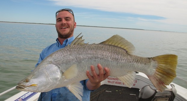 top end barra fishing extended charter