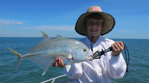 vernon island day trips darwin fishing