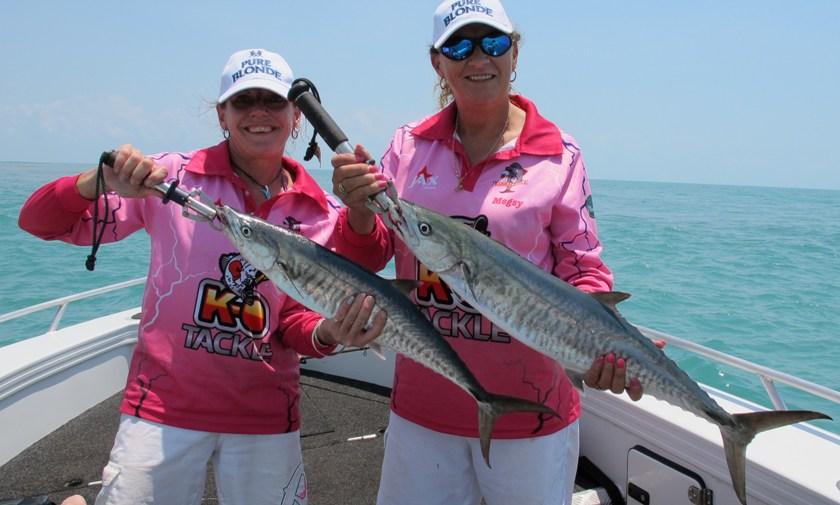 fishing charters darwin vernon islands