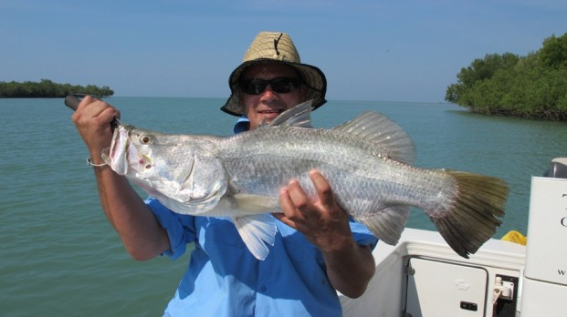 barramundi fishing charters darwin