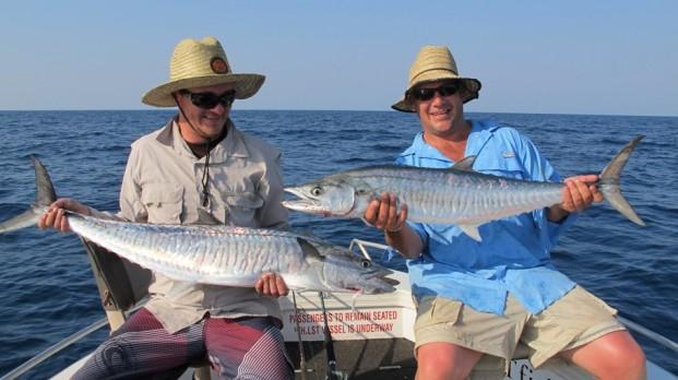 dundee fishing charters