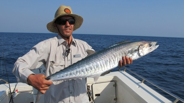 dundee fishing extended trips
