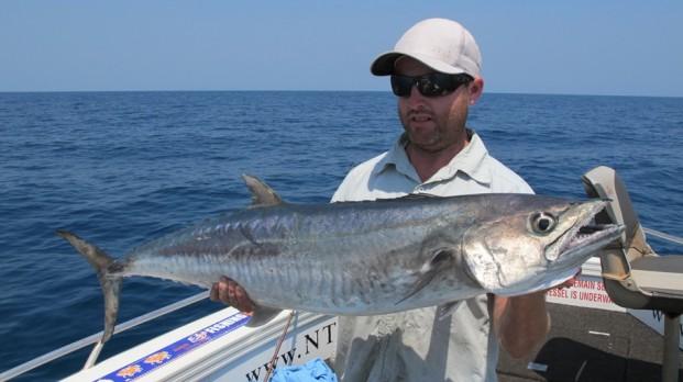 fishing charters darwin dundee tour
