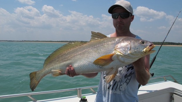 fishing tours darwin dundee fishing