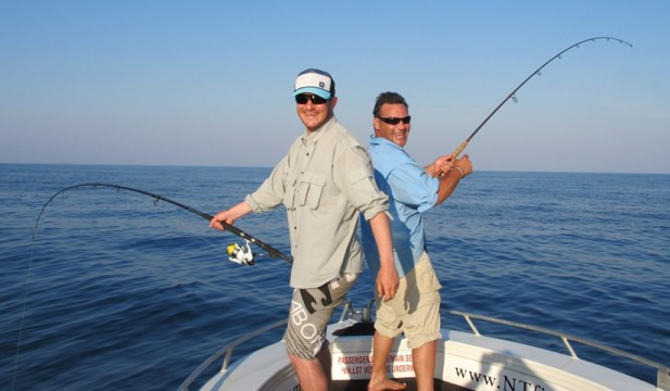 dundee fishing charters fish the top end