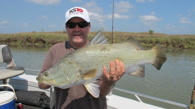 fishing charter darwin corroboree billabong