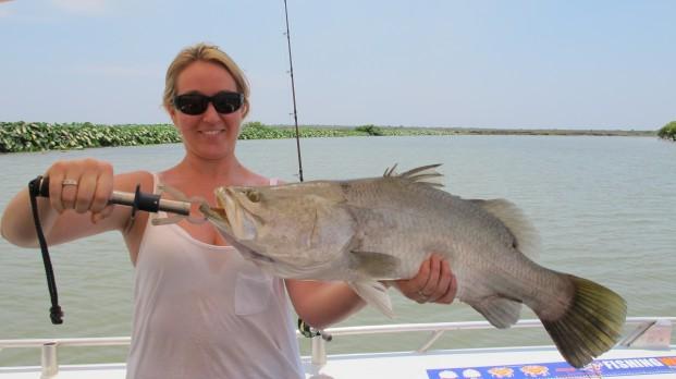 fishing darwin day trip