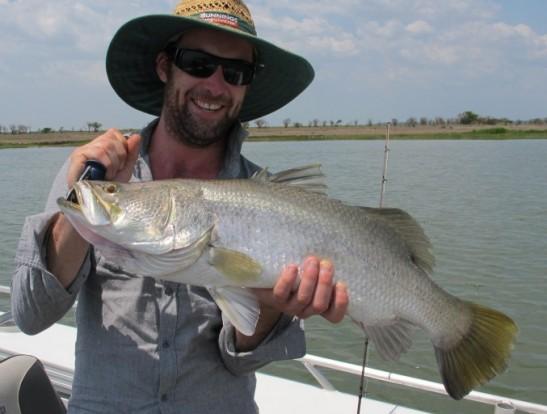 fishing charters darwin corroboree billabong