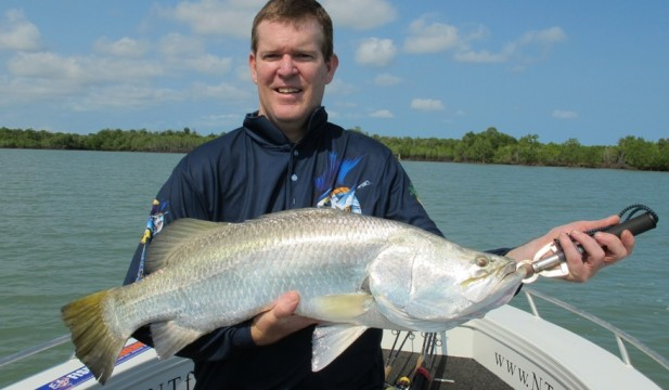 fishing darwin one day charter