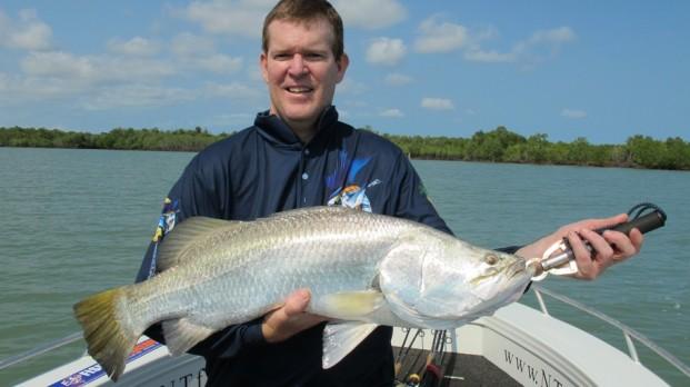 fishing darwin one day charter
