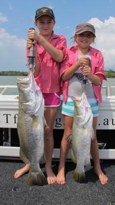Fishing charters darwin