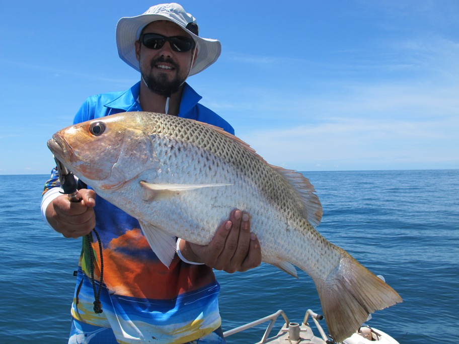 fishing charters darwin day trip build up fishing